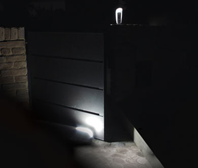 NIGHT LIGHT SYSTEM